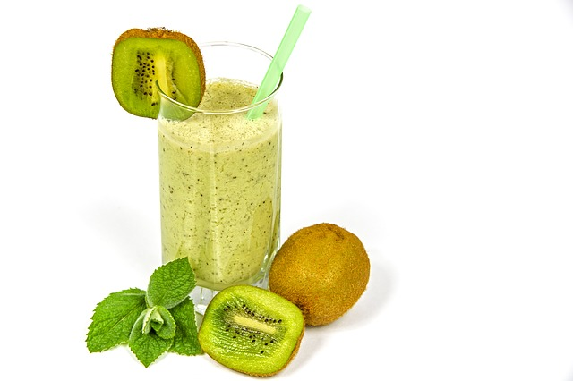 Suplement diety jak green smoothies - pelne witamin